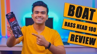 Boat BassHead 100 Unboxing & Review | Best Earphones Under 500 Rs