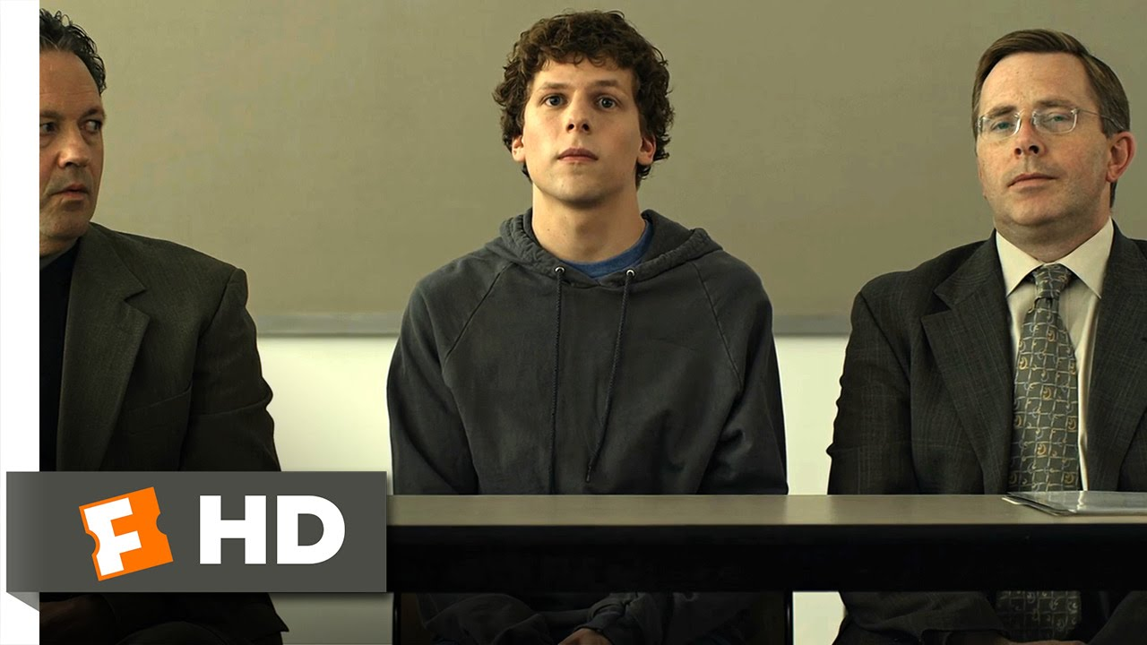 Download The Social Network (2010) - I Deserve Some Recognition Scene (2/10) | Movieclips