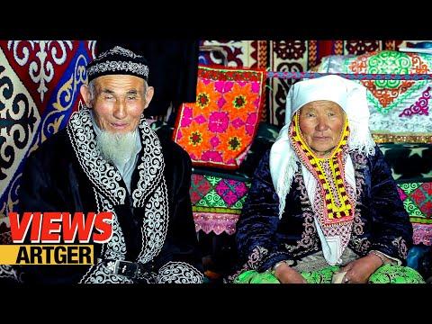 Kazakh New Year Celebration - Nauryz Family Visit | VIEWS