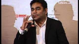 A R Rahman: