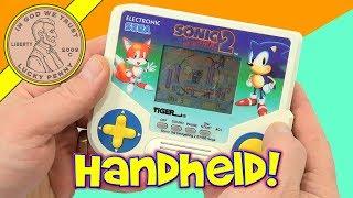Handheld Vintage Electronic Game Flea Market Haul! Sonic & Frogger