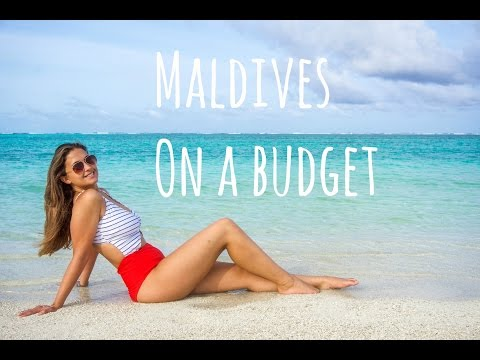 Maldives on a Budget - Travel Vlog