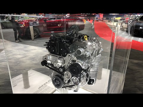 New Wrangler 2 0 Turbo Engine 268 Hp And 295 Torque
