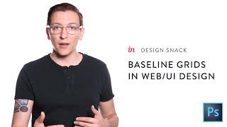 InVision Design Snack #7: Using baseline grids in web/UI design