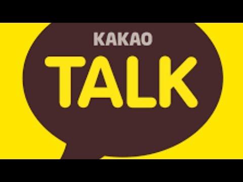 วิธีสมัคร kakao talk ปี 2021(ວິທີຕັ້ງ Kakao talk 2021)