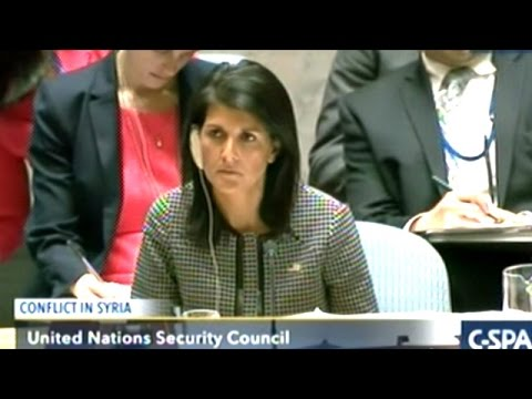 Russia Vetos U.N. Security Council Resolution On Syria! (FUL