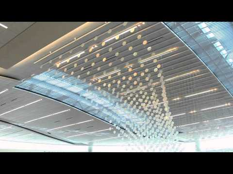 Acuity Brands Illuminates International Terminal in Atlanta