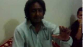Asghar Khan Reciting Ya Ali Jeevan Tere Lal At Karachi 2010