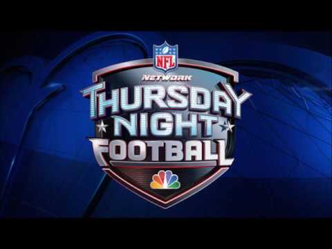 """New Thursday Night Football theme on NBC """"Can't Hold Us Down"""" (2016)"""