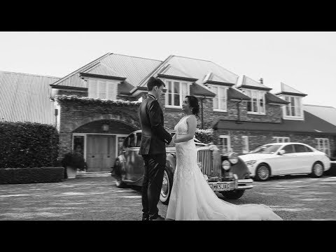 Natalie + Hugh // Christchurch Wedding Film