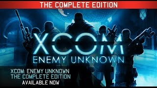XCOM Enemy Unknown The Complete Edition Gameplay Walkthrough PC 1080p HD