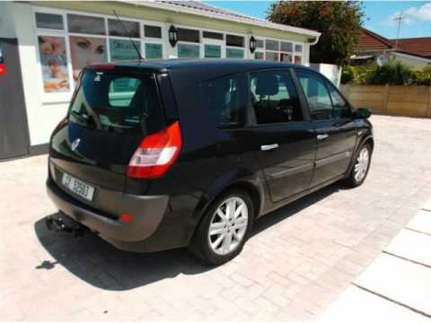 2007 renault grand scenic 1 9 tdi privilege 7 seater auto for sale on auto trader south africa. Black Bedroom Furniture Sets. Home Design Ideas