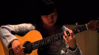 雪の華 (Yuki No Hana・Snow Flower) 中島美嘉(Mika Nakajima) guitar  / arranged by Kanaho