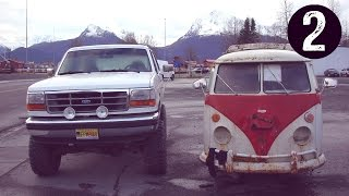 Colins Alaskan Camper Part 2 The Video Volks