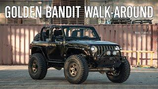 Golden Bandit Jeep Walk-Around | SEMA 2018