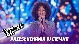 "Sara Egwu James -  ""Anyone"" - Przesłuchania w ciemno 