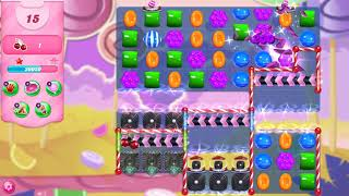 Candy Crush Saga Level 3788 NO BOOSTERS