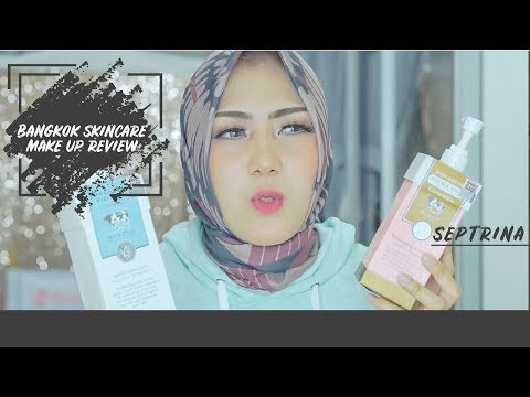 BANGKOK SKINCARE + MAKEUP REVIEW - SCENTIO, SNAIL WHITE, CATHY DOLL !