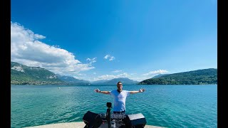 LIVE TOGETHER - Special Guest DJ RALPH - Lac D'annecy (France)