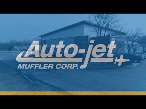 Auto-Jet OEM Exhaust Division Video