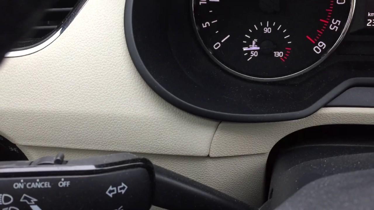 skoda octavia hız sabitleyici (cruise control) kullanımı - youtube
