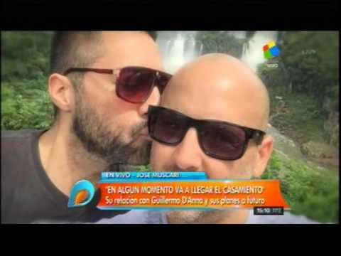 José María Muscari: En algún momento, superando las mafias, seré padre