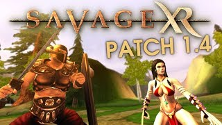 Savage XR 1.4 Patch Overview