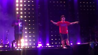 Bruno Mars - Versace On The Floor ft. The Crowd - 24K MAGIC WORLD TOUR - Bogotá, Colombia