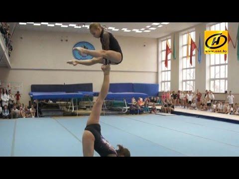 девушка занимаюсь акробатикой познакомлюсь