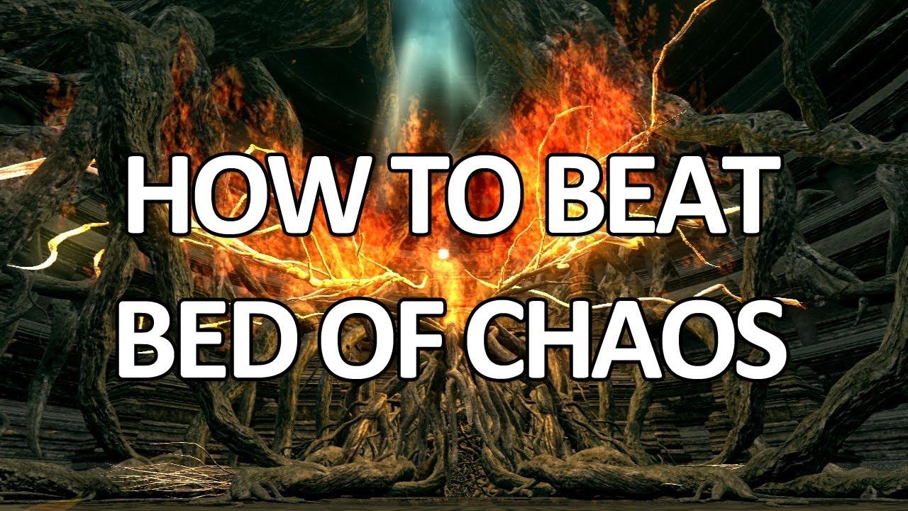 Dark Souls   Bed Of Chaos   Easy Kill   YouTube