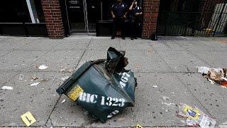 "NY bomb ""not linked to international terrorism"""