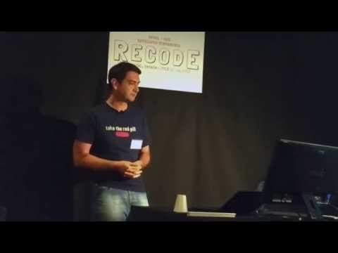 Nenad Rakocevic Recode talk