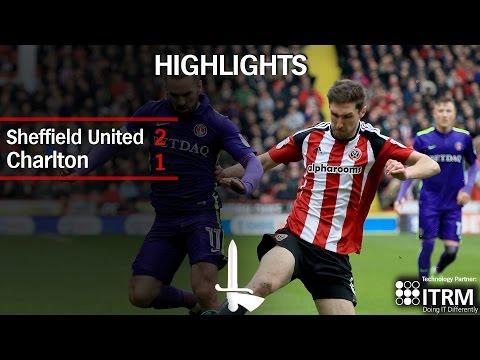 HIGHLIGHTS | Sheffield United 2 Charlton 1