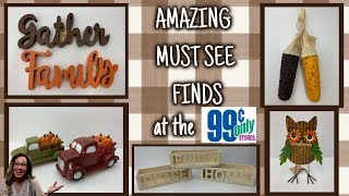 AMAZING MUST SEE Finds at the 99 cent store   MUST HAVES