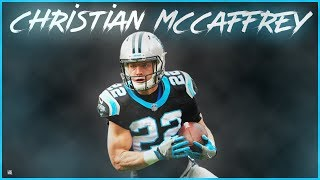"Christian McCaffrey || ""Speed Panther"" 