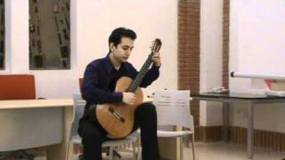 Xavier Llerena - Variations on a theme by Mozart - F. Sor