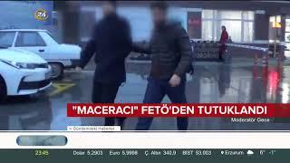"""FETÖ'cü Samanyolu TV'de  """"Maceracı"""" programını sunan Murat Yeni tutuklandı"""