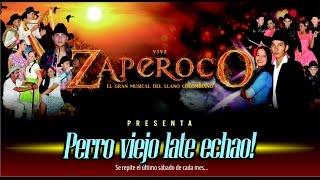 VIVE ZAPEROCO - Ya llegó PERRO VIEJO LATE ECHAO!! 2016