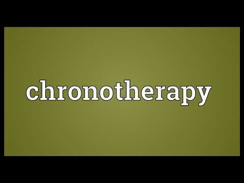 Header of chronotherapy