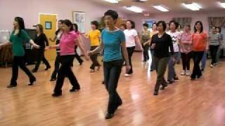 Cherry Blossom Cha Cha (Val Reeves Sept 03), (Dance & Teach)