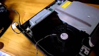 How too Fix the Fan of the PS3 slim!