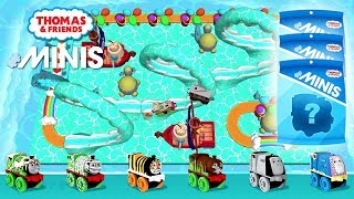 Thomas and Friends Minis - Loopy Loop Waterslide Summer Coaster Park! ★ iOS / Android app (By Budge)