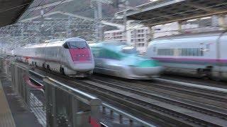 2018年11月17日 東北新幹線 福島駅 イーストアイ East-i (E926形) 本線検測
