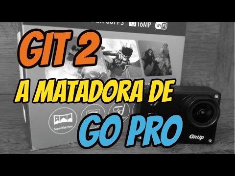 Review Git Up Git 2 Completo, Melhor que Go Pro? [LEIA DESCRIÇÃO]