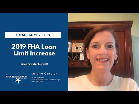 2019 FHA Loan Limit Increase | Home Buyer Tips