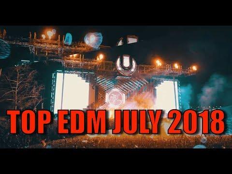 Top 20 EDM Songs of July 2018 (Week of July 21)