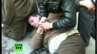 Video of Swedish hunter tourists savagely beaten in unrest-hit Tunisia