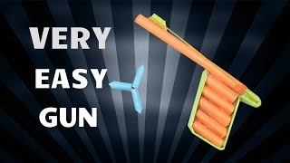 Video How to Make a Easy Paper Pocket Gun that Shoots Paper Bullets | Very Simple Tutorials download MP3, 3GP, MP4, WEBM, AVI, FLV Agustus 2017