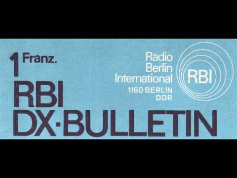 Radio Berlin Intl. - Deutsche Welle en español