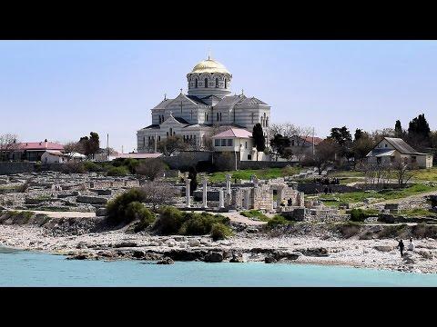 Херсонес таврический - древний город и заповедник